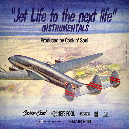 Cookin Soul Jet Life Drum Kit