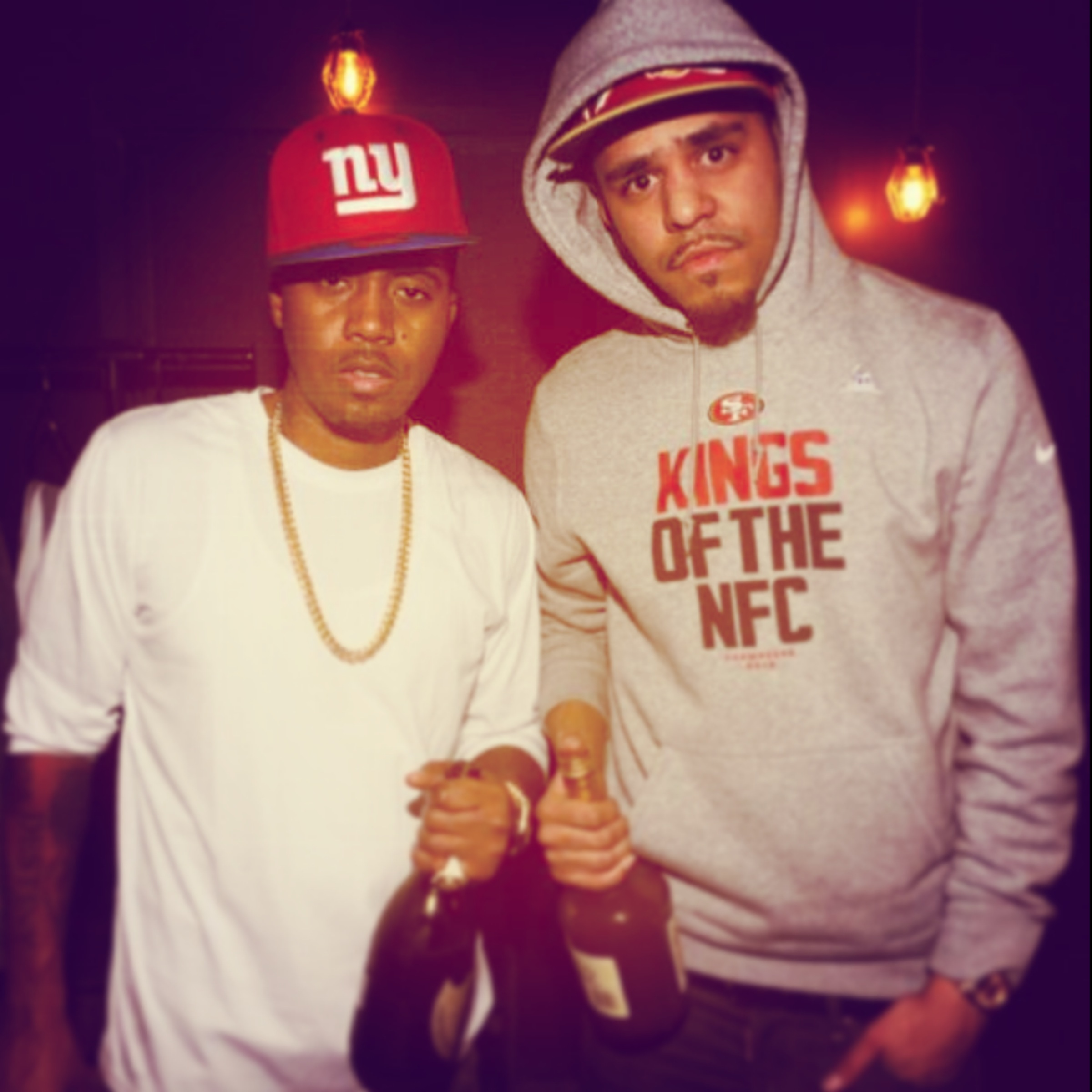Let Nas Down (REMIX) feat. Nas