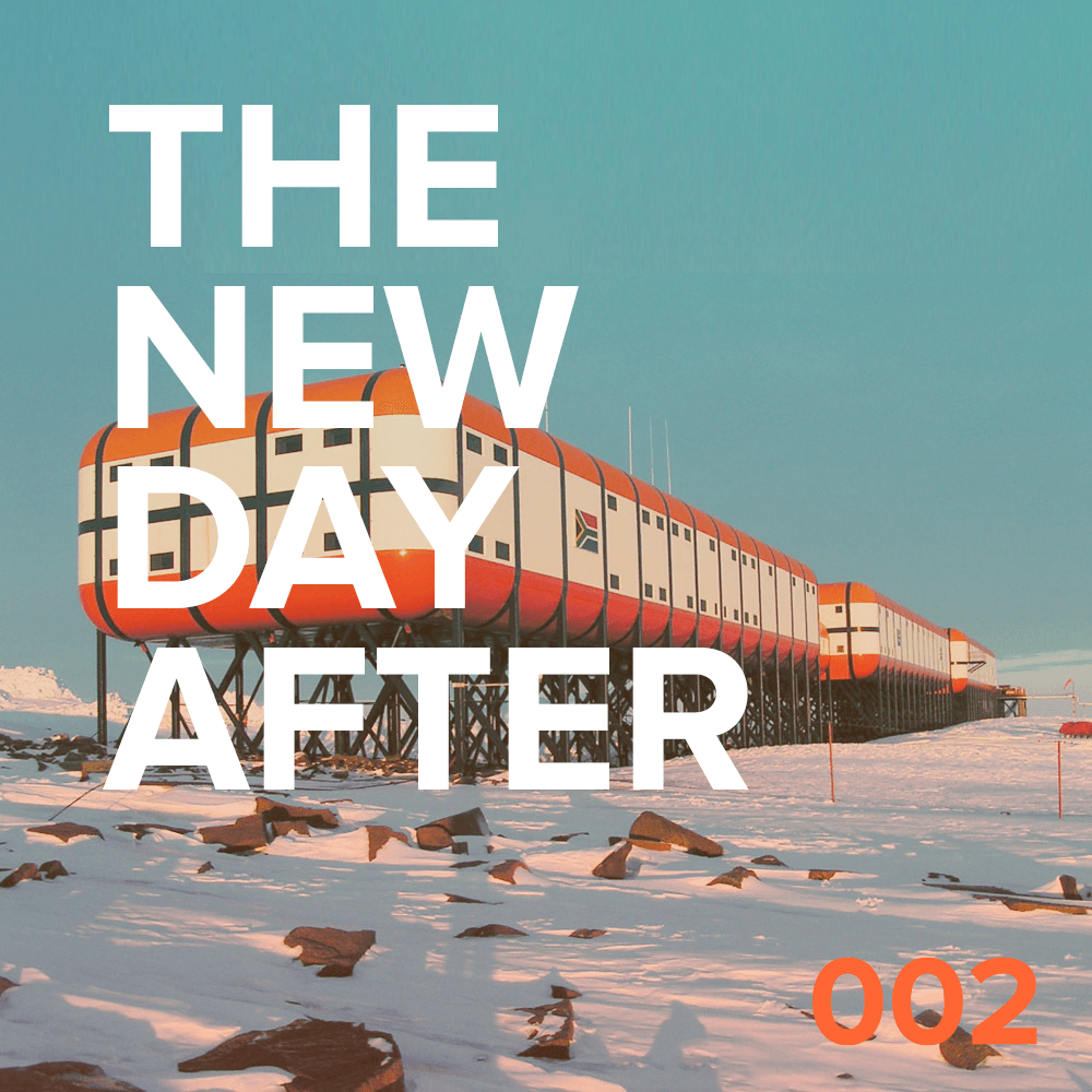 The new day After_cover